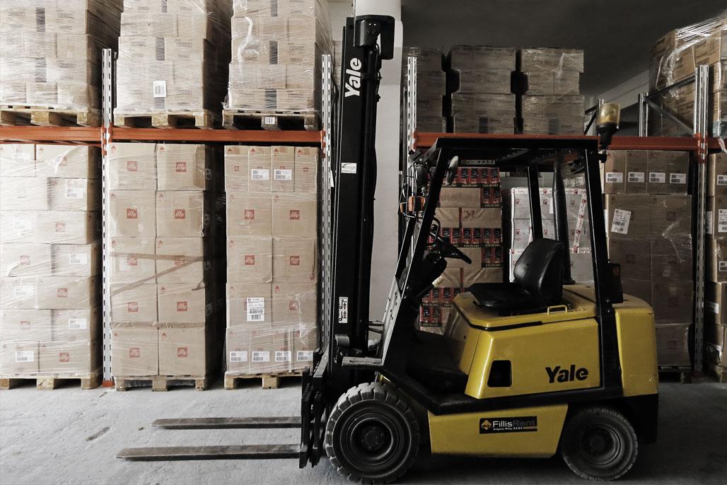 Οι αποθήκες μας εγγυώνται τη διαθεσιμότητα των προϊόντων